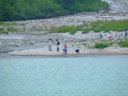 Gita al lago delle fate
