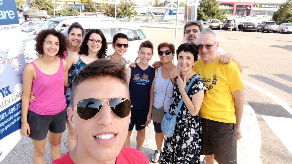 I selfie dell'estate 2017 - 2