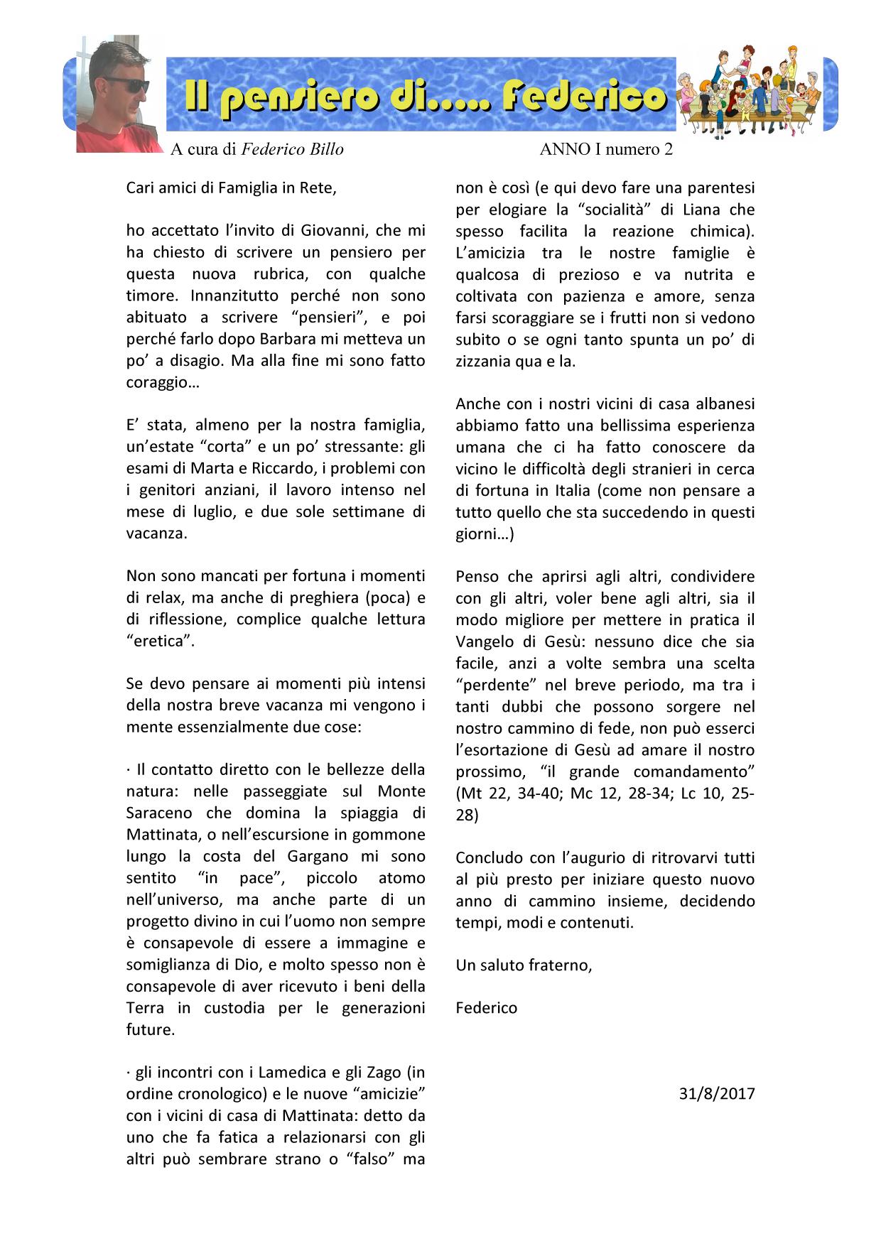 Federico Anno I Numero 2 copia